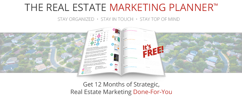 The Real Estate Marketing Planner 2018
