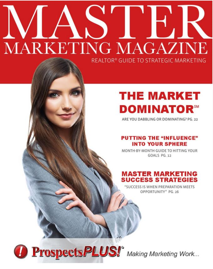 Master Marketing Magazine