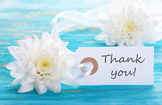 Real Estate Thank You Cards