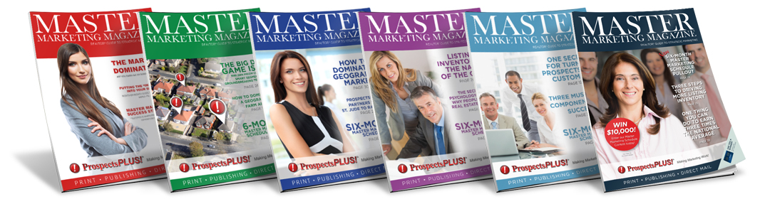 Master Marketing Magazine Line-Up