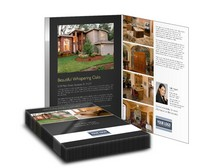 luxury marketing brochures